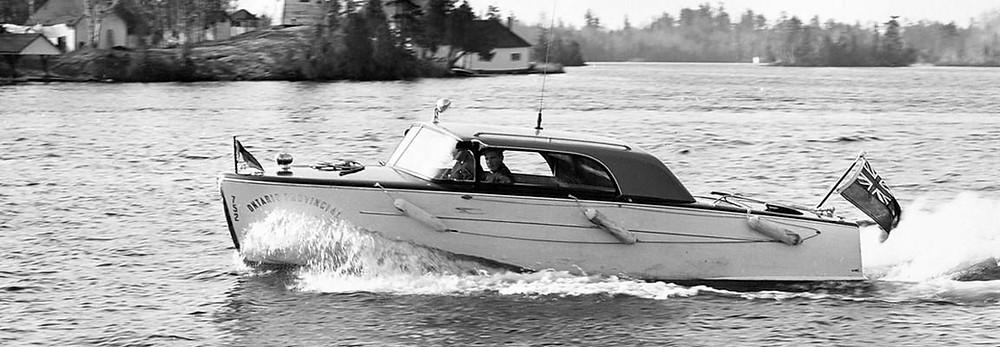 1949 Shepherd Runabout Deluxe Sedan