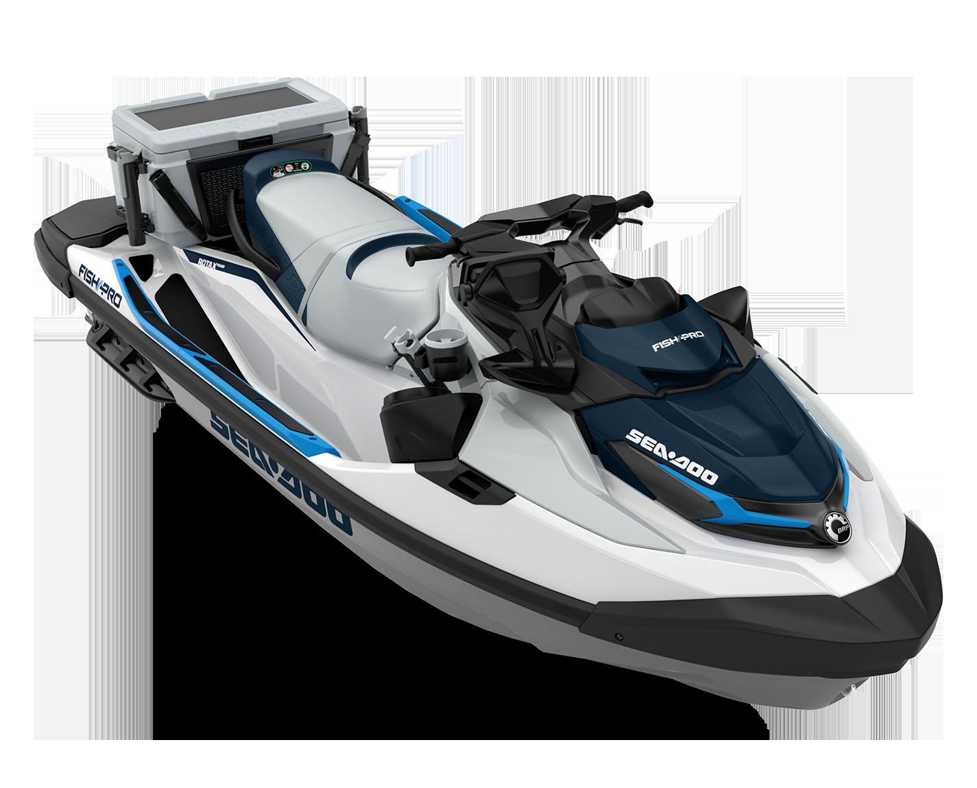 2021 Sea-Doo FishPro