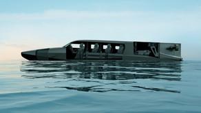 #WeirdBoats - The 'Victa' is Half Speedboat, Half Submarine, and Entirely Stealthy