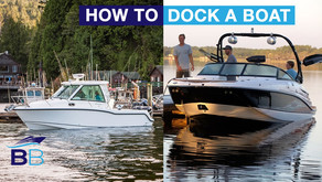 How to Dock a Boat - The Definitive Guide