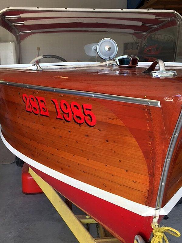 1958 Peterborough Royal 16'