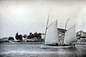 Before Fibreglass- From Ontario to British Columbia & The Watts Boatyard (Part 10)