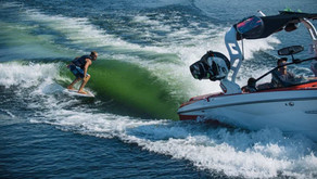 YANMAR Partners with Nautique to Introduce New Diesel Engine to Wake Sports