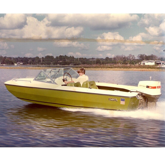 1970 Regal Bowrider