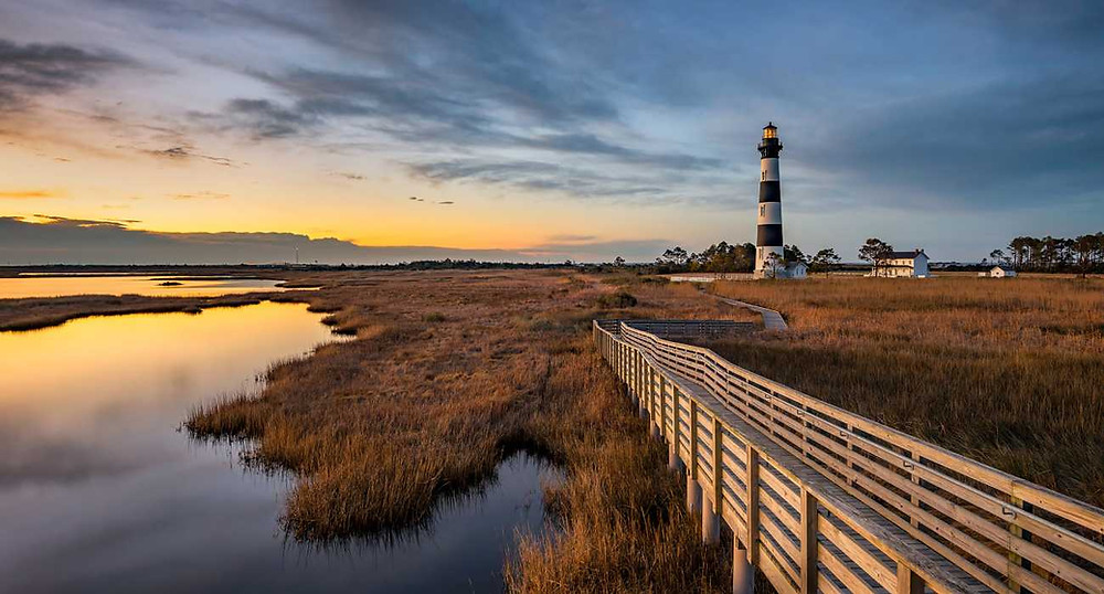 Bodie island Outer Banks North Carolina