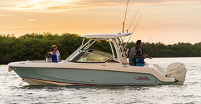 All-New 2021 Boston Whaler 240 Vantage Unveiled with Video Walkthrough