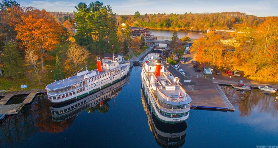 Muskoka Lake Ontario