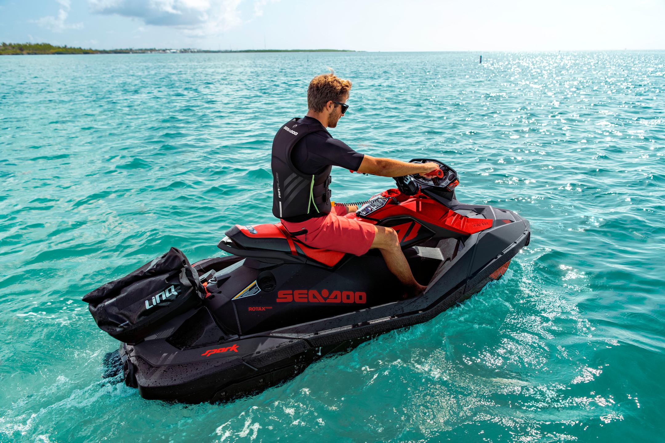 2021 SeaDoo Spark Trixx