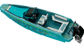 Axopar Releases 'Revolve XXII' with Built-In Watersports Package