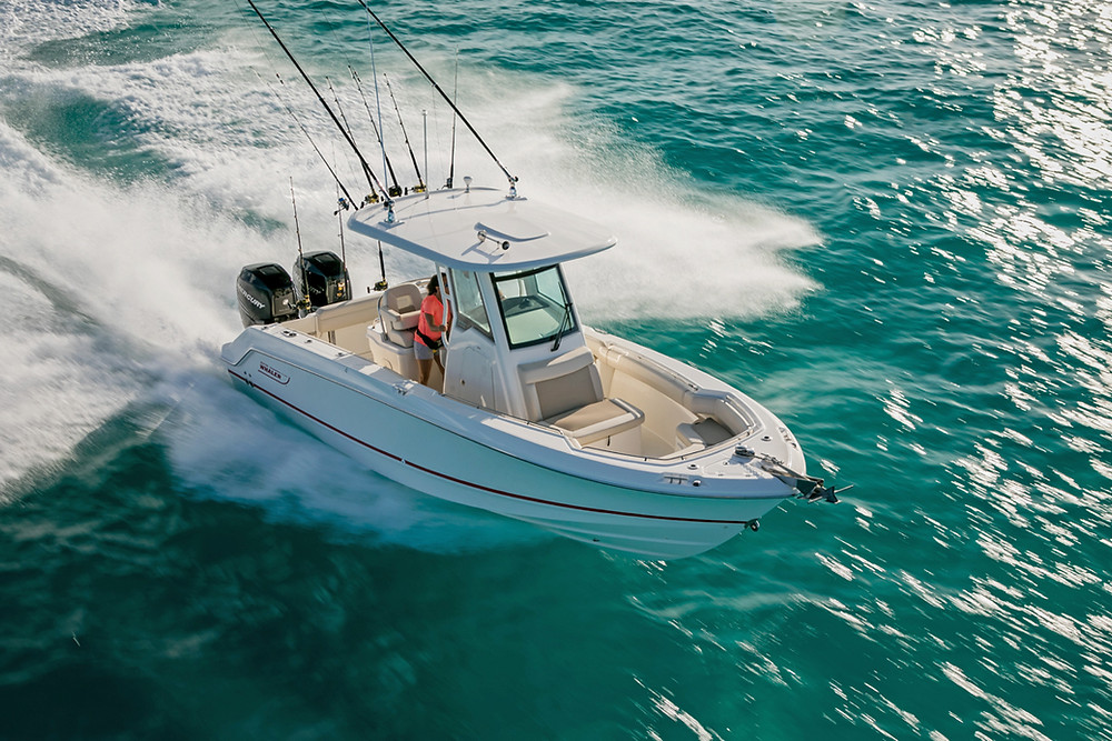 Boston Whaler Outrage 250 Centre Console