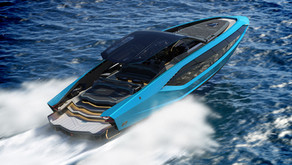 Lamborghini Builds Limited Edition Luxury Yacht Inspired by Sián Supercar