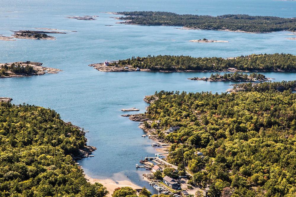 30,000 Islands Georgian Bay