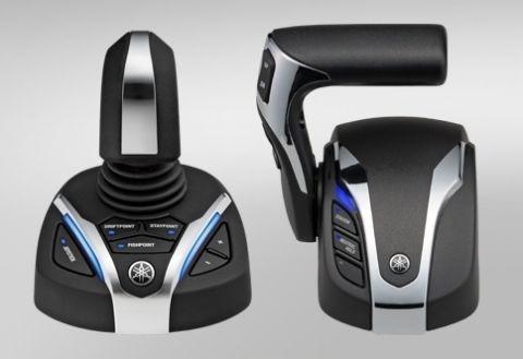 Yamaha Helm Master EX Components
