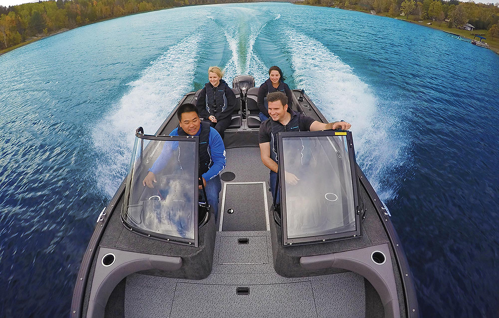 Cruising with Henry Nguyen of Legend Boats