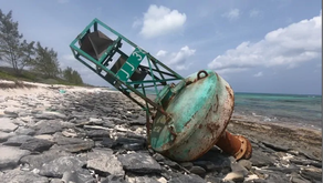 Un-Buoy-Lievable: Coast Guard Buoy Takes 2-Year Odyssey to Retire in the Bahamas