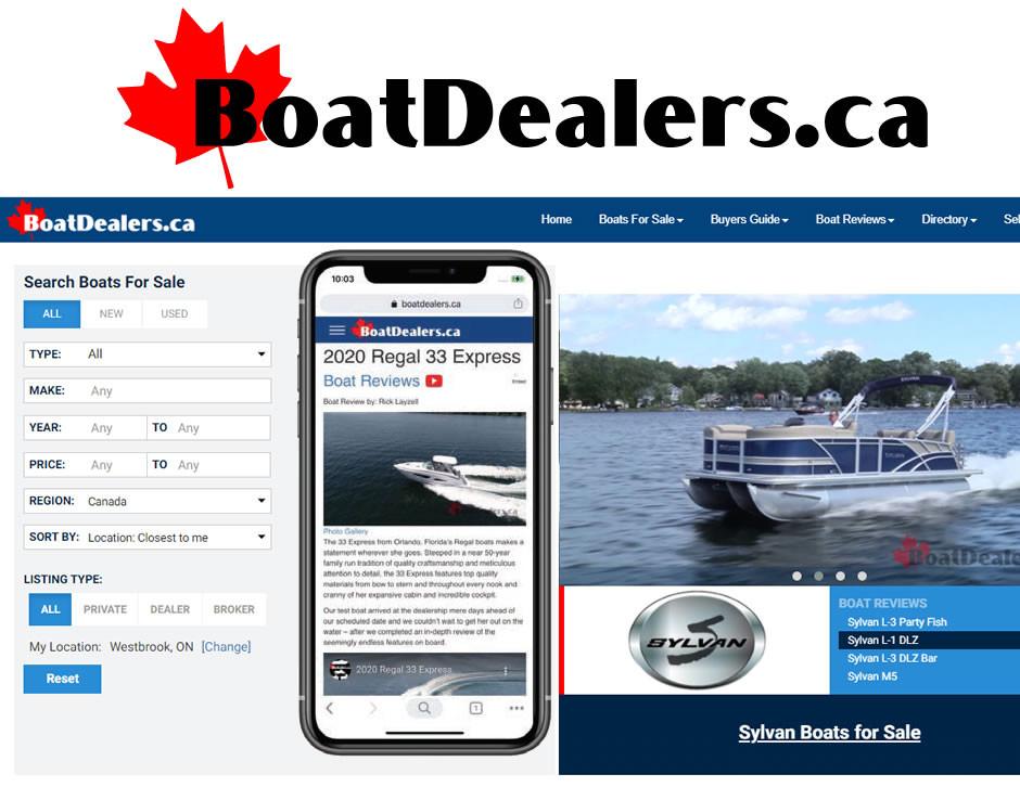 BoatDealers.ca website