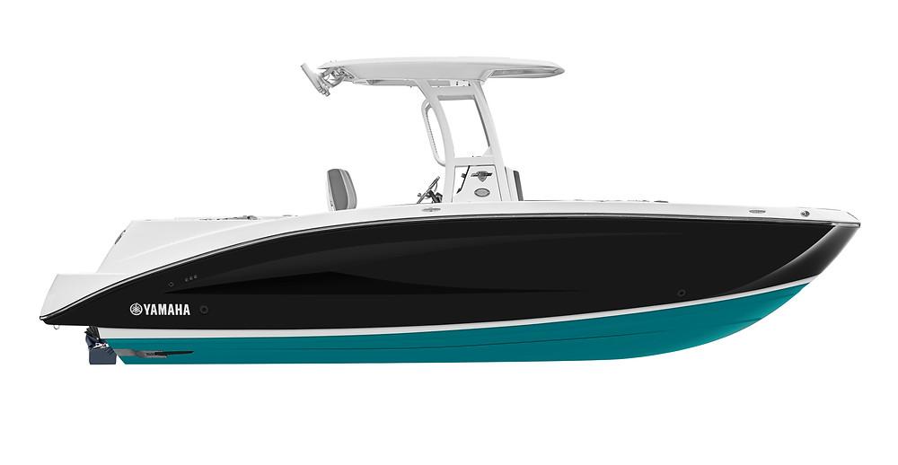 2021 Yamaha 252 FSH Sport