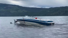 Failure to Launch- B.C Boater Goes Cruising With Trailer Still Attached