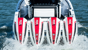 Mercury Racing Adds Advanced Midsection to 300R Performance Outboard