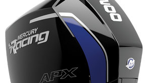 Mercury Racing Introduces 200 APX Competition Outboard