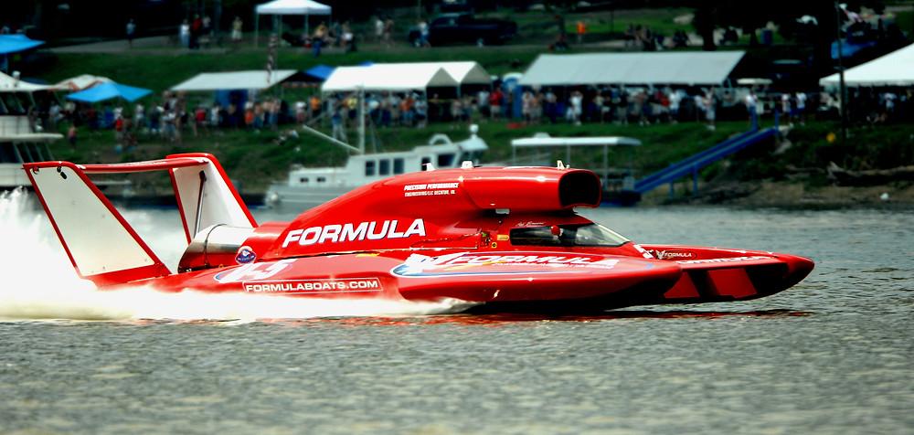 ormula Unlimited Hydroplane