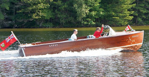 National Vintage Boating Day Runs Saturday August 8th with Events Across Ontario