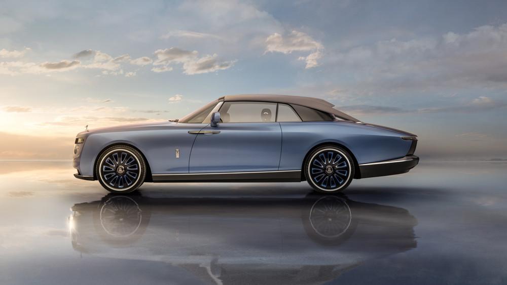 Rolls-Royce Boattail Beyonce Custom Car