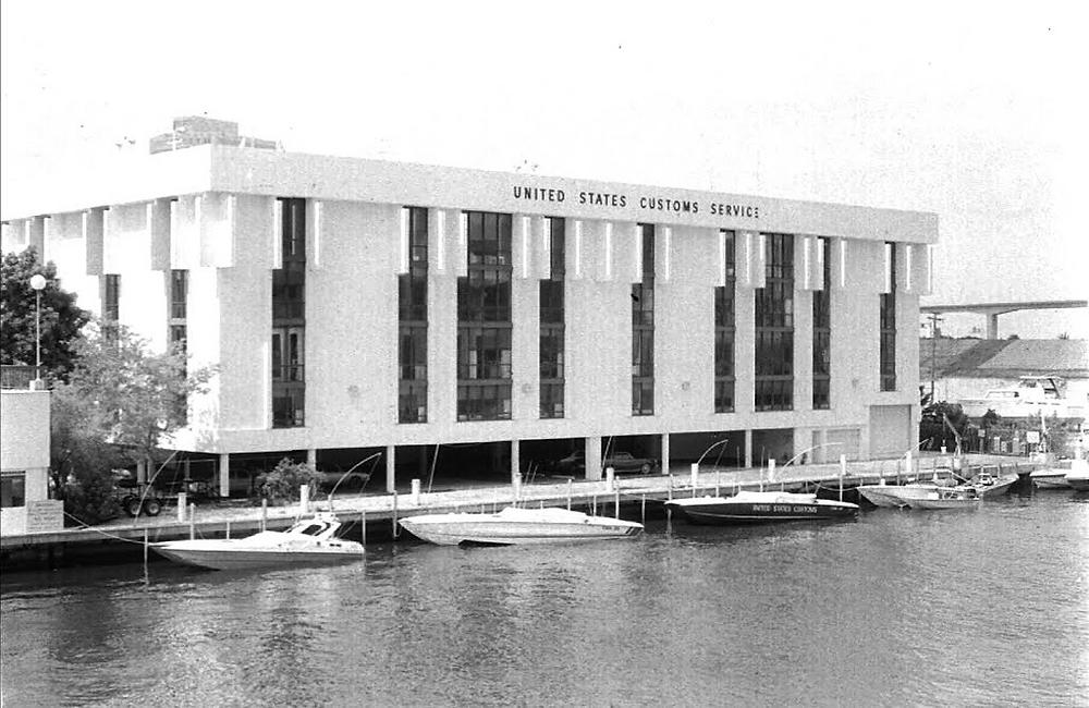US Customs Service Miami