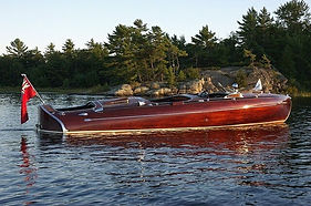 Before Fibreglass- Celebrating Canada's Wooden Pleasure Boat Heritage (Part Two)