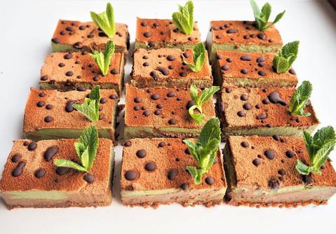 Piparmündi-šokolaadi toorkook