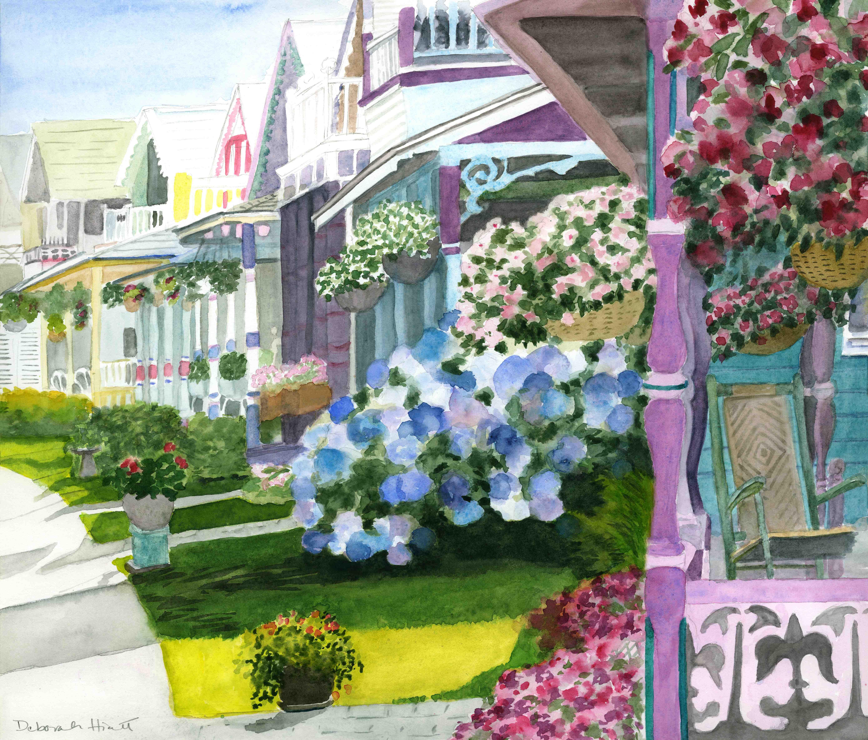 Cottages & Requisite Hydrangea