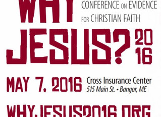 Why Jesus May 7