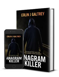THE ANAGRAM KILLER