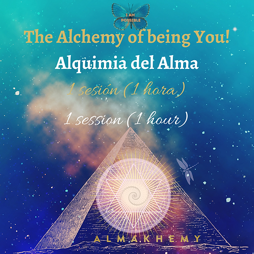 The Alchemy of Being You