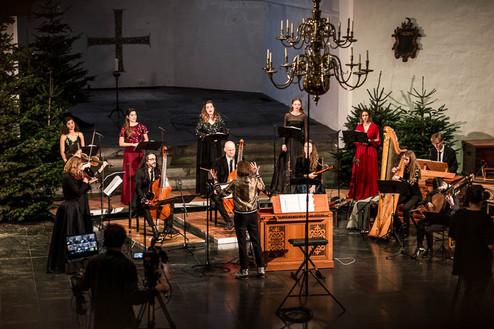 "CONCERT ""MONASTIC CHRISTMAS"" W/ HOLLAND BAROQUE"