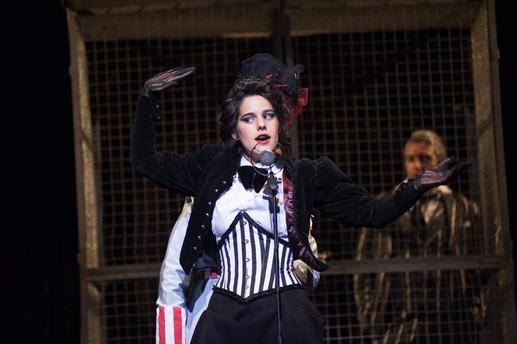"""Threepenny Opera"" - Kurt Weill (Polly Peachum)"