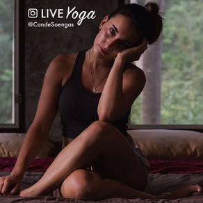 Instagram Live | Yoga en vivo