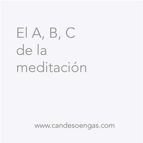 El A, B, C de la práctica de Yoga