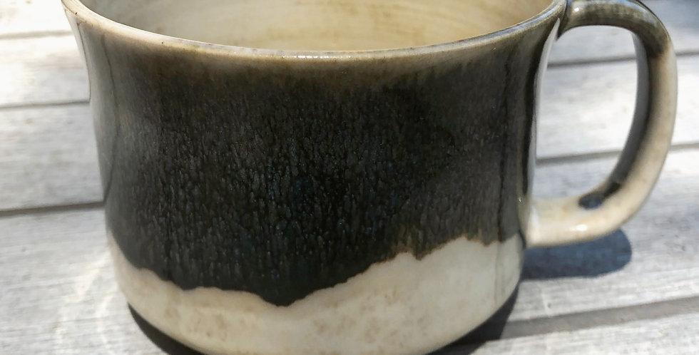 Granite Creme Latte Mug