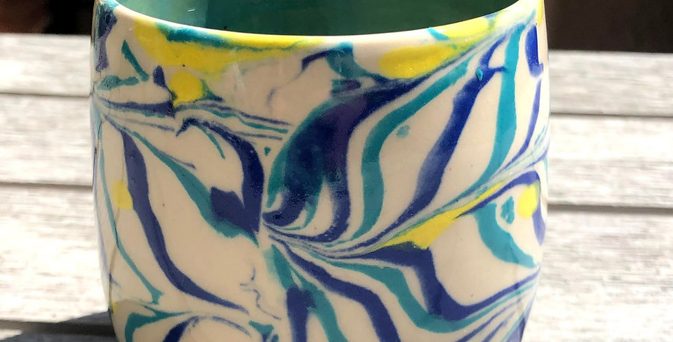 Marbled Spring Sipper