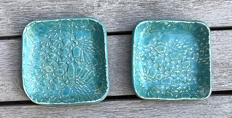 Set of 2 Small Trinket Dishes