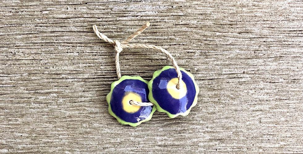 Flower Bead Caps