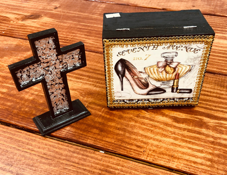 Cynthia Black Box and cross .jpg