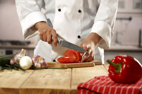 Personal Chef Menu Composition
