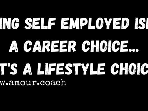 From Employed to Self Employed the Mindset Shift