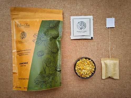 Chamomile Infusion Tea (Tea Bags)