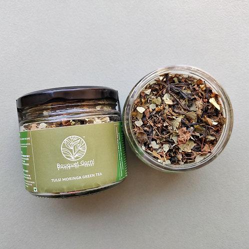 Tulsi Moringa Green Tea