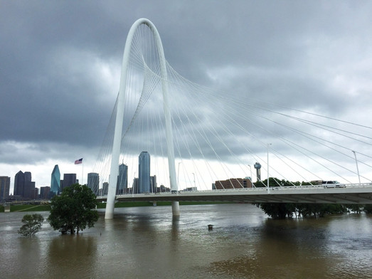 Disaster Recovery: In October 2017, record rainfall flooded Houston, Texas.