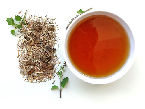 Tulsi Lemongrass Herbal Infusion