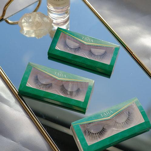 Dear Tara Beauty Lashes Natural Lashes Bundle Wispy
